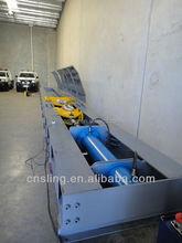 Hidráulico universal de tração máquina de teste