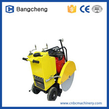 walk behind gasoline robin honda electric asphalt floor road used cutting saw machine concrete cutter
