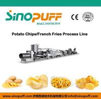 Automatic Potato Chips Making Machine/Frozen French Fries Making Machine