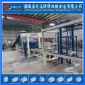 Concret Brique Raw Material béton briques de ciment faisant la machine