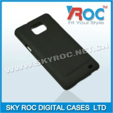 Hard frosting skin mobile phone case for i9100 cover