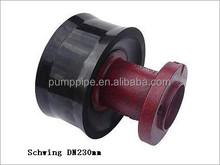 Schwing concrete pump spare parts/ Schwing concrete pump rubber piston
