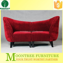 Popular Design MSF-1108 Top Quality Five Star Hotel Lobby Sofa