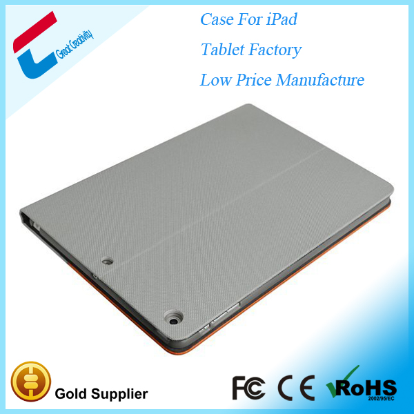 2014 new arrival pu case for ipad mini 2