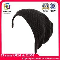 custom 100% cotton beanie hats, winter knitted beanie hats