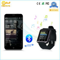 New Arrival Fashion Bluetooth Android Smart Watch Smart Watch and supporting Multi-Languages