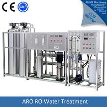 ARO- Industrial reverse osmosis ro water purifier plant price