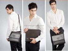 Free Shipping New Arrival Fashion Branded Business Man Bag Male Briefcase Designer Shoulder Bag