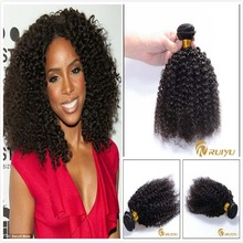 Alibaba wholesale brazilian kinky curly remy hair weave in new York