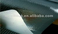 Silver protective film for metal surface