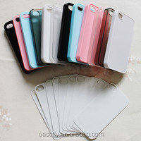Wholesale Transparent TPU Mobile Sublimation Phone case for Iphone 5 and Iphone 6