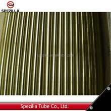 C44300 Copper Nickel tube Brass Tube price per kg