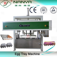 small paper egg tray machine / paper pulp machine producing egg box egg tray and fruit tray