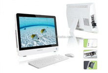 22'' /21.5 Barebone PC desktop compatible with Micro ATX Mainboard