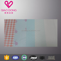 Printing or White color PE Film backsheet raw materials for sanitary napkin and baby diaper