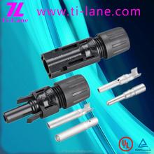 TUV & UL Recognized solar panel connector