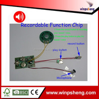 Greeting Cards Speaker Recordable/Voice Module For Greeting Card