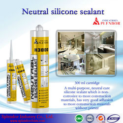 wholesale clear high temperature silicone sealant