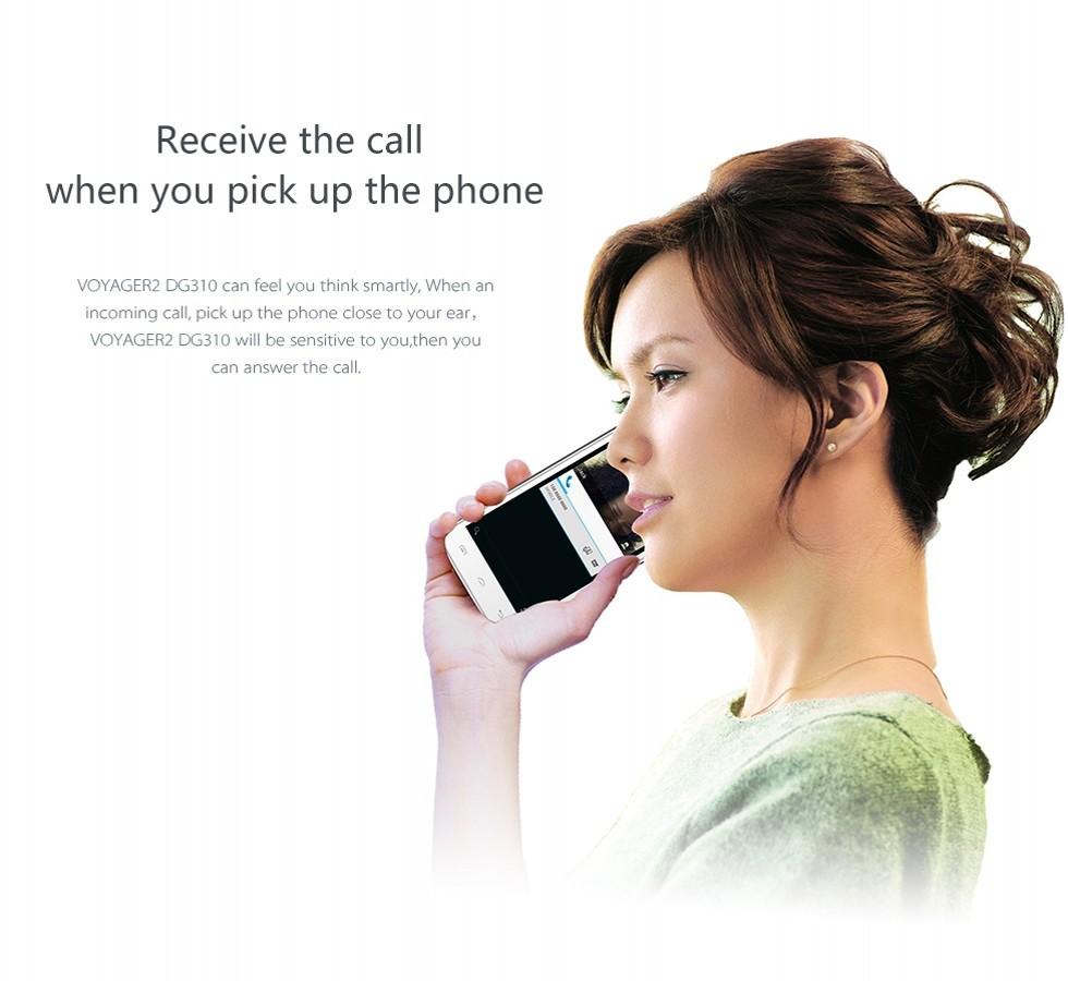 Мобильный телефон Doogee Voyager2 DG310 5/ips Mtk6582 Android 5.0 1 8 5MP BT GPS Doogee DG310