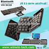 2015 newest design foldable bluetooth keyboard for 7510 7500 5100 3100
