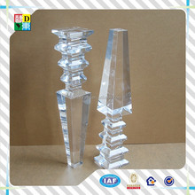 company looking for distributor Hot Sell High Polished acrylic lucite furniture legs 2016 new acrylic furniture table legs