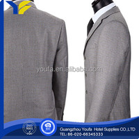 anti-static high quality wool/polyester security guard suit