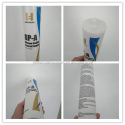 General purpose all glass silicone sealant clear with fast curing and factory price