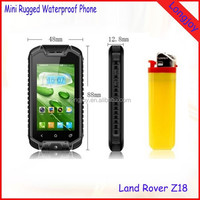 New Arrival Worlds Smallest Mobile Phone Z18 Mini