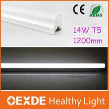 Epistar T5 LED Tube Family indoor light Low price 14w 1200mm led tube light bulb