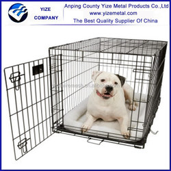 Steel Cheap Dog Cages /36'' Metal Dog Cage