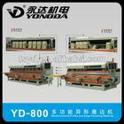 yongda cnc linear de borda de perfil de linha de produção