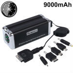 9000mAh Portable Power Bank for iPhone 4 & 4S / 3GS / 3G