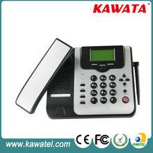 Intercom System Wholesale Big LCD Fax Machine Gsm Phone