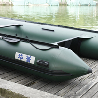 inflatable fishing tender