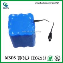 12v 9ah li-ion battery pack for solar energy storage