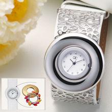 Wholesale fashion genuine leather japan movt quartz wrist watch 2015