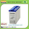GEL battery 2v1000ah CE&UL ISO certificate VRLA 2v deep cycle battery 1000ah