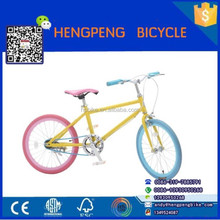 2015 new model children racing bicycle road bike for kids
