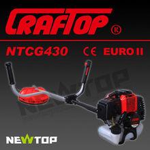 42.7CC 1E40F engine 1.3kw Cutting machine grass cutter with CE certificate