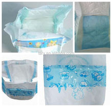 China Golden Manufacturer Disposable Fluff Pulp Baby Diapers & Nappies Looking For Distributors In India Price