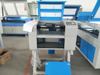 acrylic wood MDF laser cutting engraving system for sale