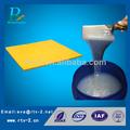 Transparente de uretano de goma, uretano de goma para la fabricación de piedra de río