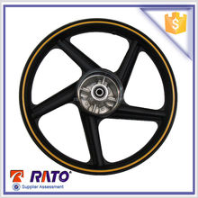 RT200-5,200cc cheap racing motorcycle rear alloy wheel 2.75-18 for sale