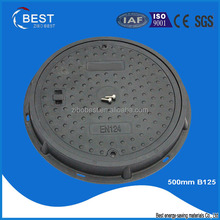 Composite Plastic Manhole Cover, Plastic Pipe Covers