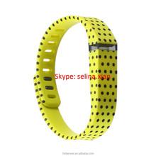 Dot patterns Large/Small Size Replacement Wristbands Fitbit Flex Bracelet