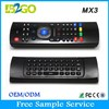 2.4g mini fly air gyro mouse wireless keyboard MX3 Multi-function remote controller for android tv box