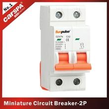 DZ47N-63 miniature circuit breakers with SAA Certified 2P/32A/230VAC