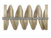 PEEK plastic compression springs