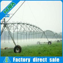 Serviceable traveling farm sprinkler irrigation system in China