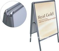 Sample advertising boards,A-board
